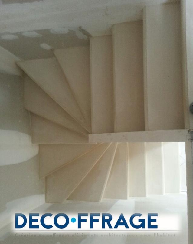Comment Coffrage Escalier